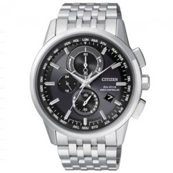 Orologio Citizen da uomo Eco-Drive radiocontrollato H804   AT8110-61E